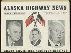 Alaska Highway News 1959 A Northland Compendium II