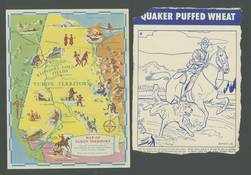 Sgt. Preston Map