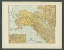 Alaska Map 1902