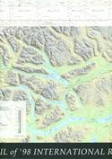 Klondike Trail of '98 Road Relay Map