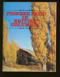 Pioneer Days in British Columbia