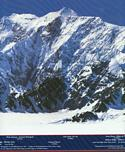 Mount Logan Top of Canada poster
