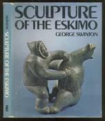 Sculpture of the Eskimo