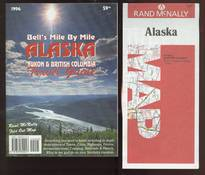 Bell's Alaska Yukon and British Columbia Travel Guide