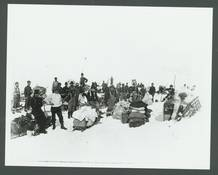 Yukon Archival photos- Chilkoot Trail 1898