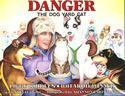 Danger: The Dog Yard Cat