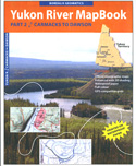 Yukon River Mapbook -  Part 2: Carmacks to Dawson
