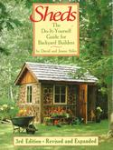 Sheds: The Do-It-Yourself Guide for Backyard Builders