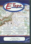 E-Topo: Southern Yukon: (CD Format for PC and MAC)