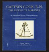 Captain Cook, R. N.: The Resolute Mariner