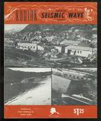 Kodiak Earthquake Seismic Wave Pictorial