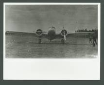 Yukon Archival photos- Pacific Alaska Airways Lockheed Electra